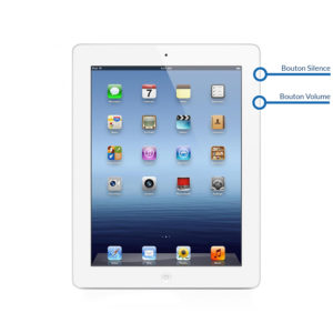 volume ipad3 300x300 - Réparation bouton Volume/Silence pour iPad 3