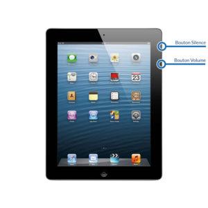 volume ipad4 300x300 - Réparation bouton Volume/Silence pour iPad 4