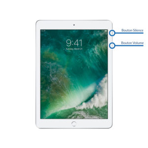 volume ipad5 300x300 - Réparation bouton Volume/Silence pour iPad 5