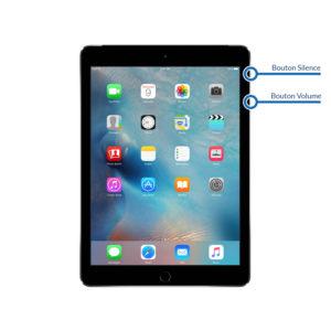 volume ipadair2 300x300 - Réparation bouton Volume/Silence pour iPad Air 2