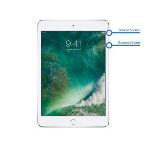 volume ipadmini4 300x300 - Réparation bouton Volume/Silence pour iPad Mini 4
