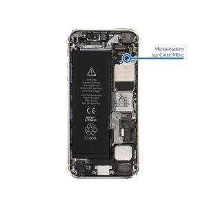 welding 5s 300x300 - Microsoudure pour iPhone 5S