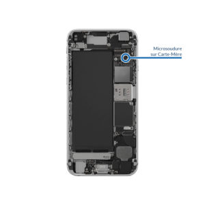 welding 6s 300x300 - Microsoudure pour iPhone 6S Plus