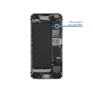 welding 7 1 300x300 - Microsoudure pour iPhone 7 Plus