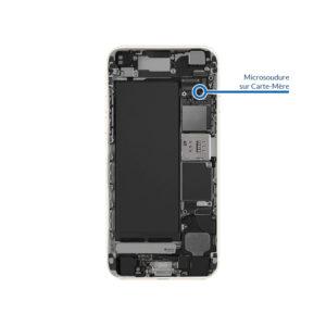 welding 7 300x300 - Microsoudure pour iPhone 7