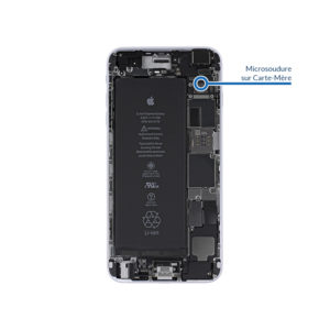 welding i6 300x300 - Microsoudure pour iPhone 6 Plus
