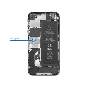 wifi 4s 300x300 - Réparation WiFi pour iPhone 4S