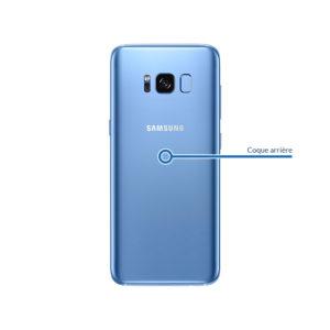 back gs8p 300x300 - Remplacement de coque arrière pour Galaxy S8 Plus