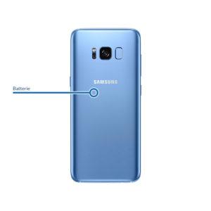 battery gs8p 300x300 - Remplacement de batterie pour Galaxy S8 Plus