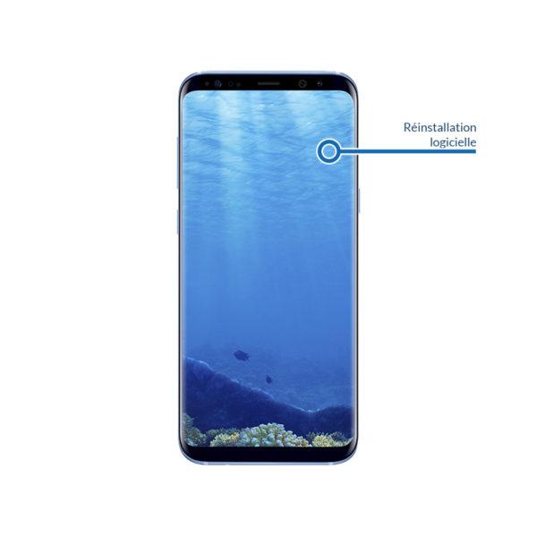reinstall gs8p 600x600 - Réinstallation logicielle Android pour Galaxy S8 Plus