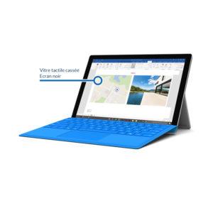 screen sp4 300x300 - Réparation vitre tactile et écran LCD pour Surface Pro 4