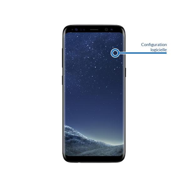 soft gs8 600x600 - Configuration logicielle pour Galaxy S8