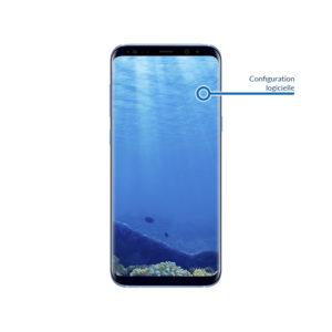 soft gs8p 300x300 - Configuration logicielle pour Galaxy S8 Plus