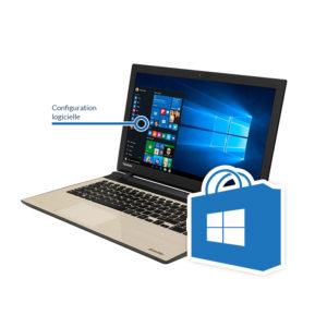 soft toshiba 300x300 - Configuration logicielle
