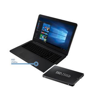 ssd250 vaio 300x300 - Installation d'un disque dur SSD - 250 Go
